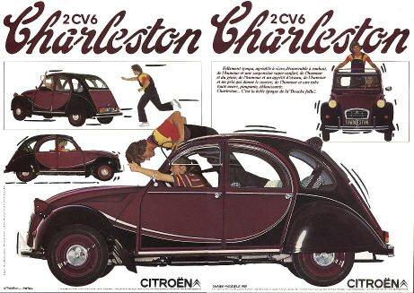 2cv charleston numero serie
